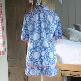 Indigo Garden Olivia Shortie Pyjamas