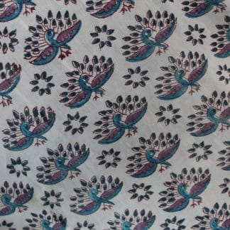 Royal Peacock Olivia Shortie Pyjamas